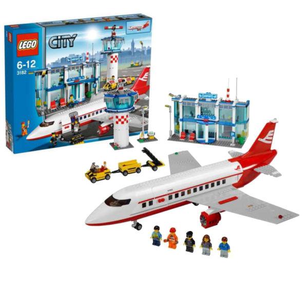 lego city cargo terminal 60022 instructions