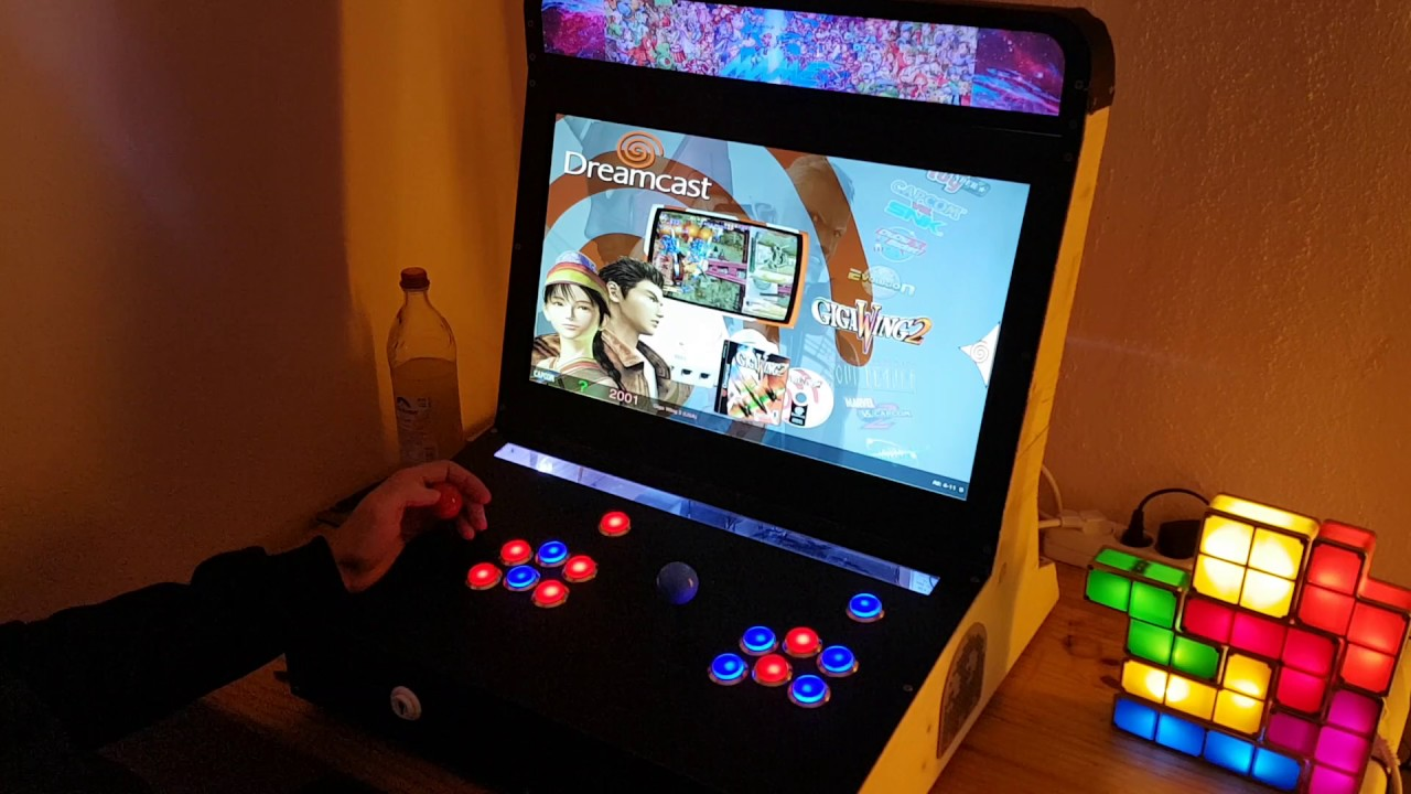 raspberry pi arcade cabinet instructables