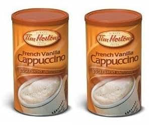 tim hortons french vanilla powder instructions