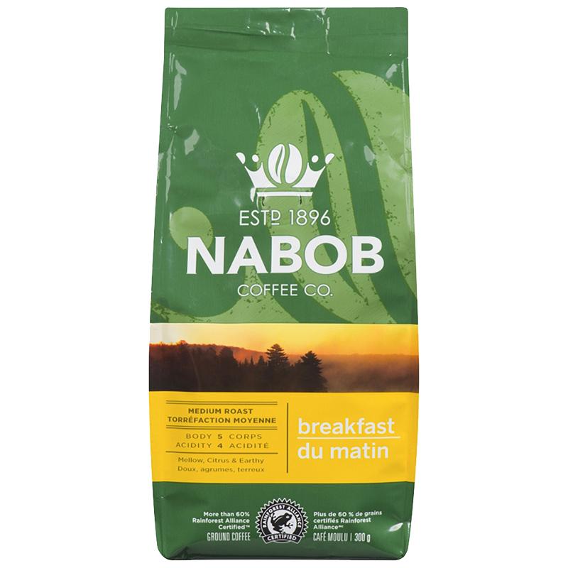nabob ground coffee instructions