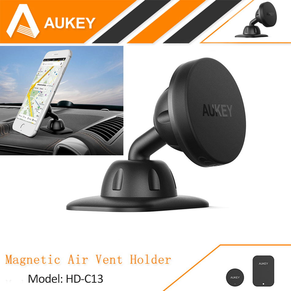 aukey magnetic car mount instructions