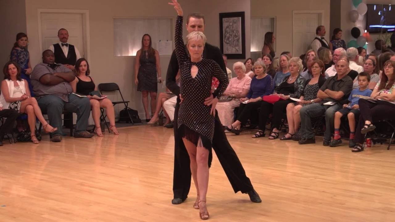 youtube international ballroom dancing instructions