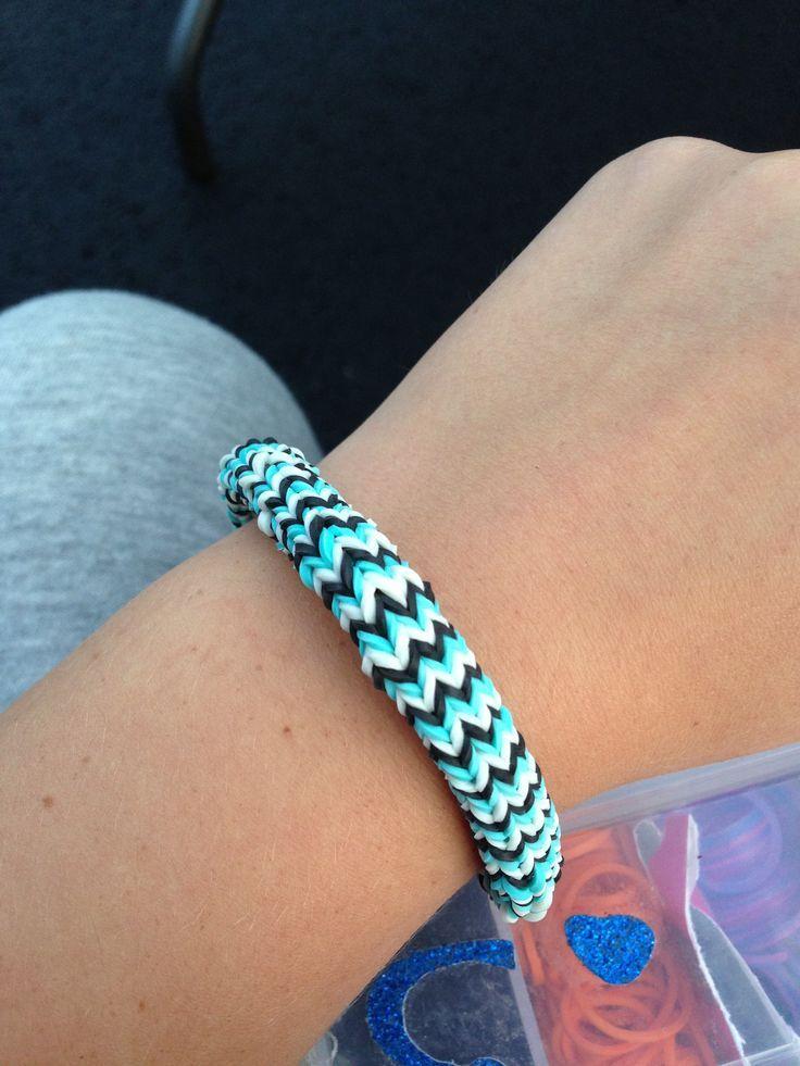 rainbow loom bracelets instructions without loom