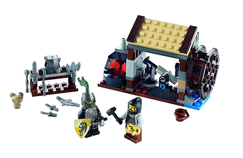 lego kingdoms 6918 instructions