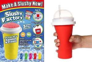slushy squeeze cup instructions