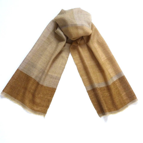 pashmina and silk scarf care instructions