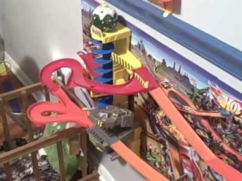 hot wheels tower of power instructions