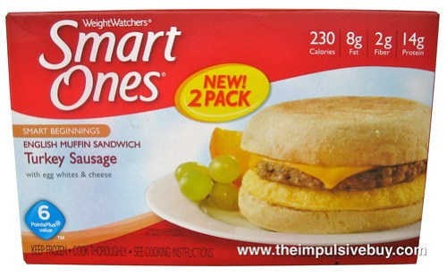 lean cuisine turkey sausage english muffin cooking instructions