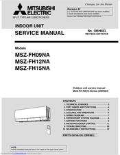 mitsubishi mr slim indoor unit instructions