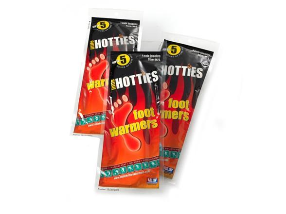 little hotties toe warmers instructions