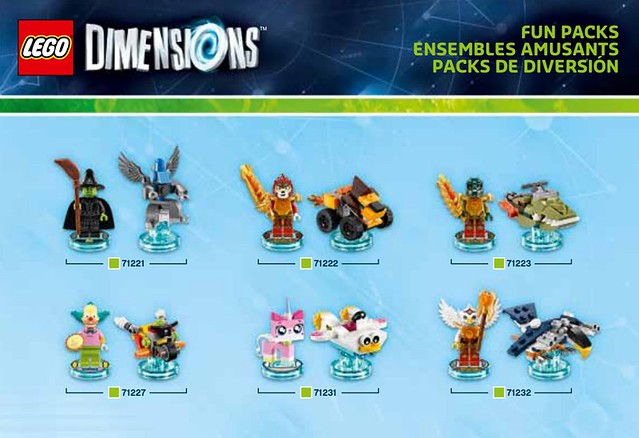 lego dimensions building instructions scooby doo