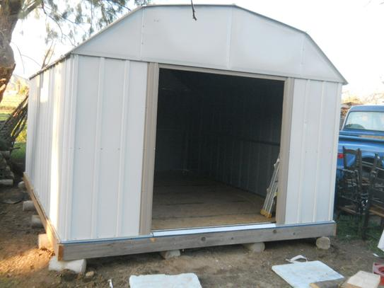 arrow dakota shed instructions