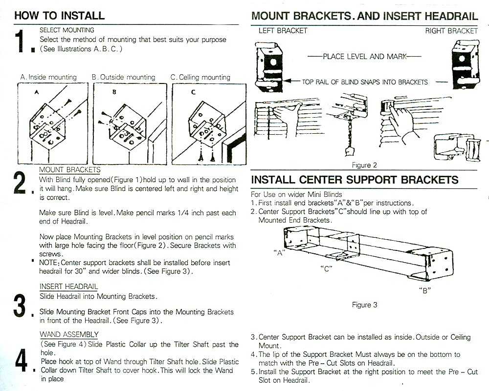 eclipse shutters installation instructions