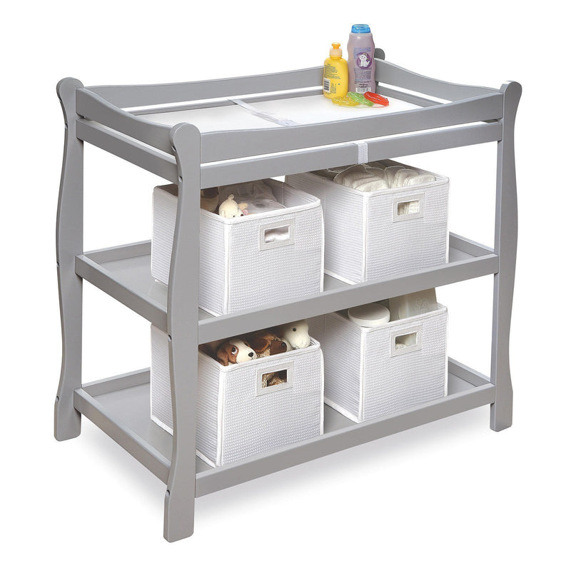 badger basket changing table assembly instructions