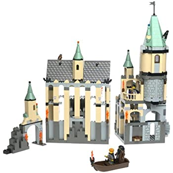 lego hogwarts castle 4867 instructions