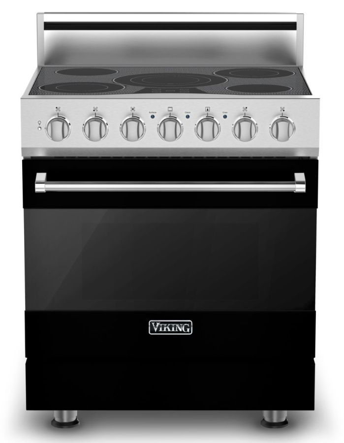 viking electric range self cleaning instructions