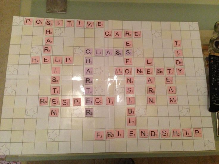 scrabble board game rules instructions