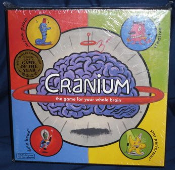 cranium the game for your whole brain instructions