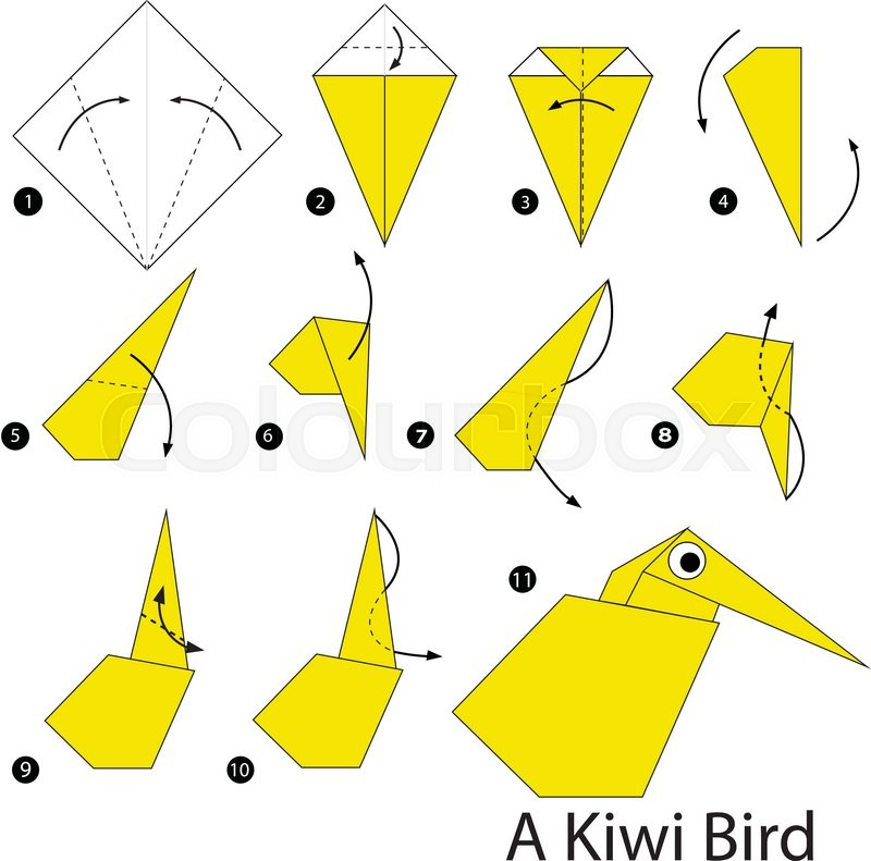 origami fish printable instructions