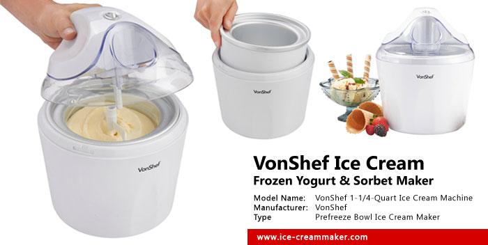crank ice cream maker instructions