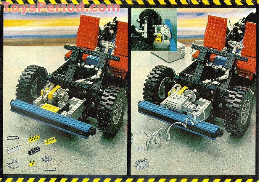 download instructions pdf for the lego car & caravan
