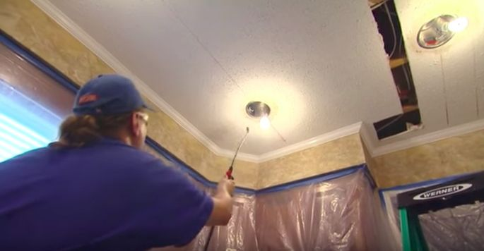 easiest way to clean up drywall dust drywall instruction youtube
