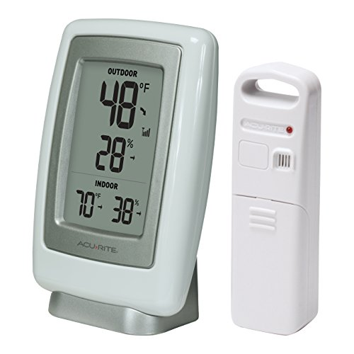 acurite wireless thermometer instructions 00593w
