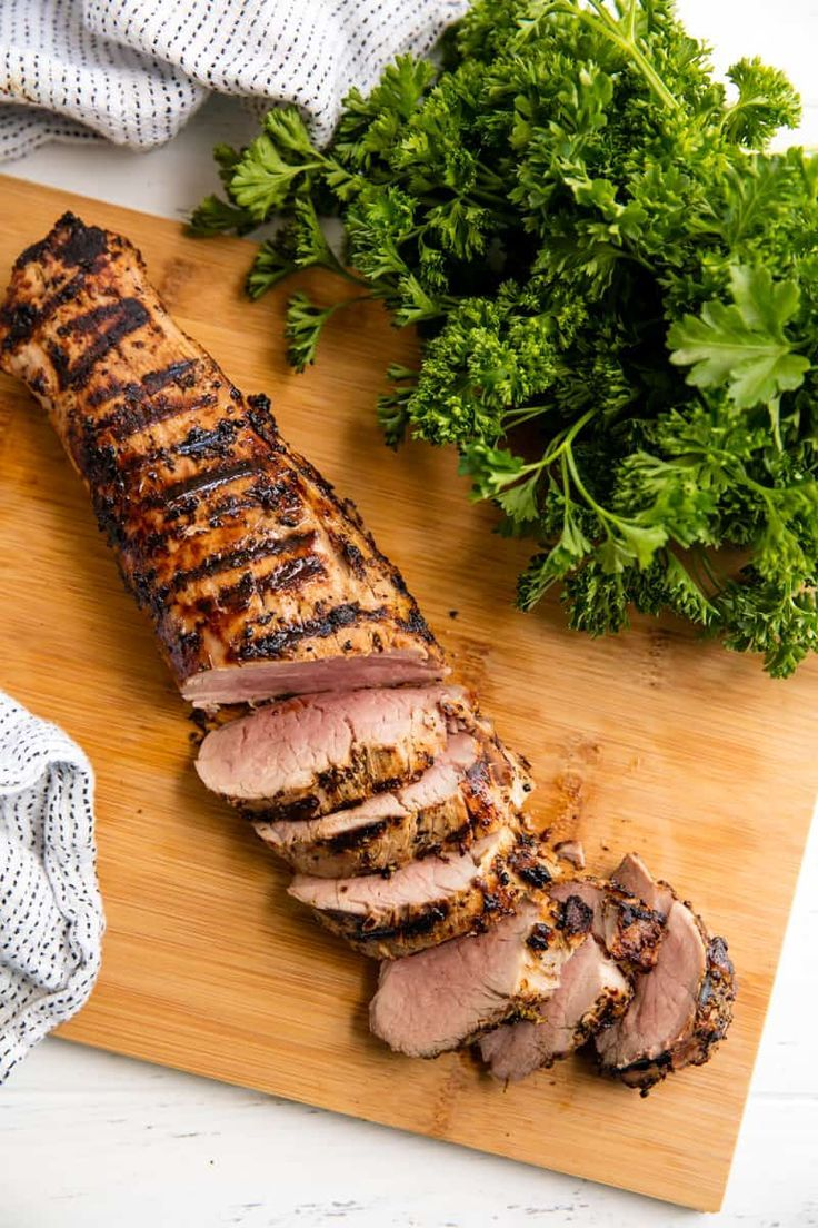 pork tenderloin cooking instructions bbq