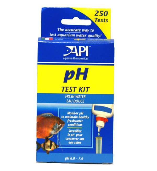 api ph test kit instructions