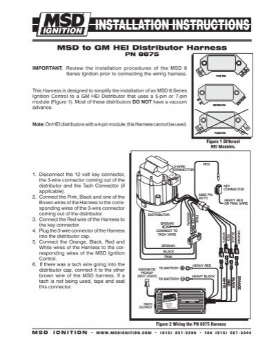 msd dis-4 6215 instructions
