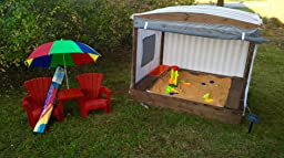 kidkraft sandbox with canopy assembly instructions