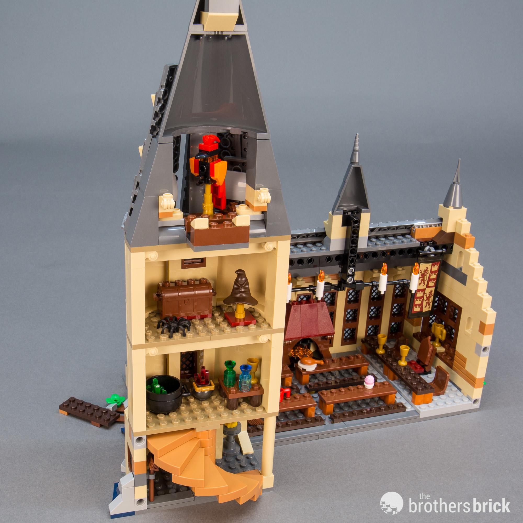 halls of hogwarts game instructions