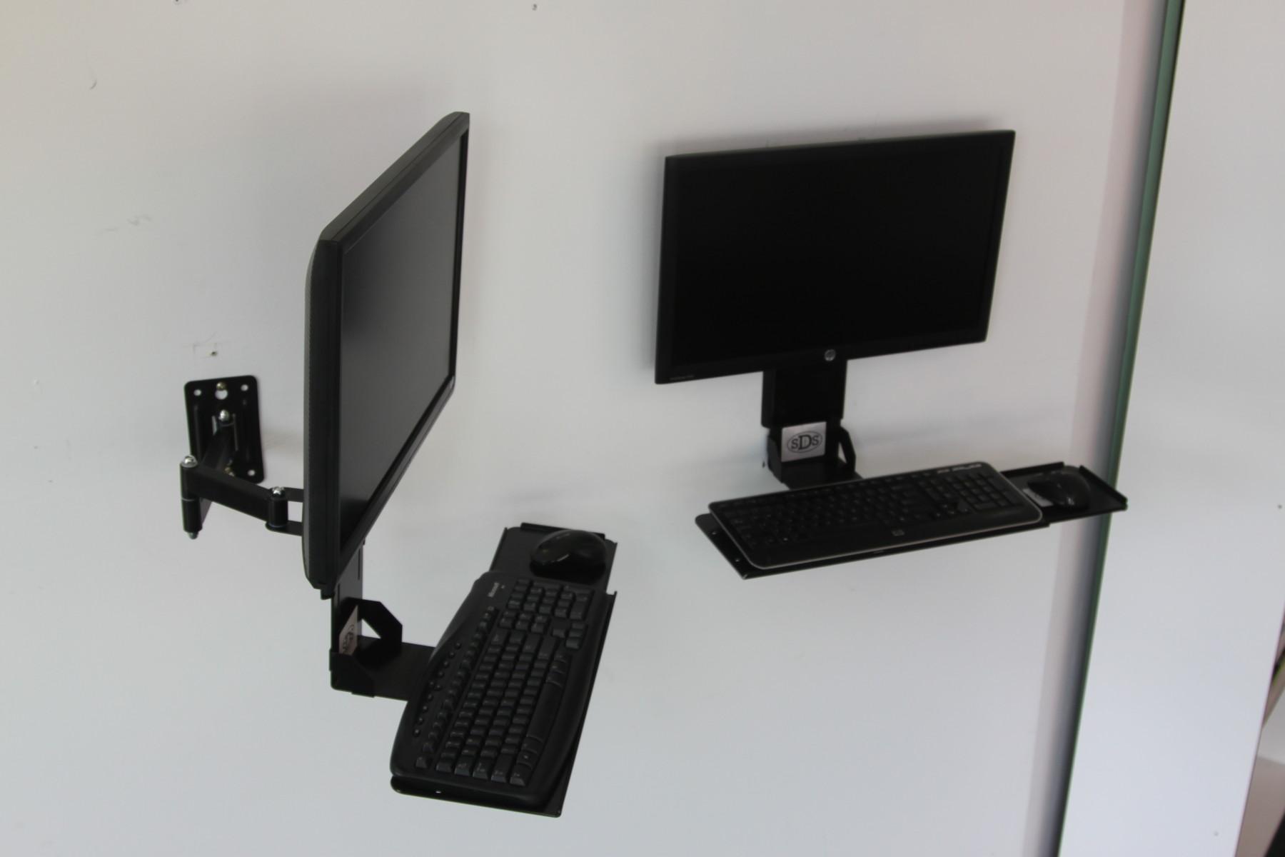 workrite keyboard tray installation instructions