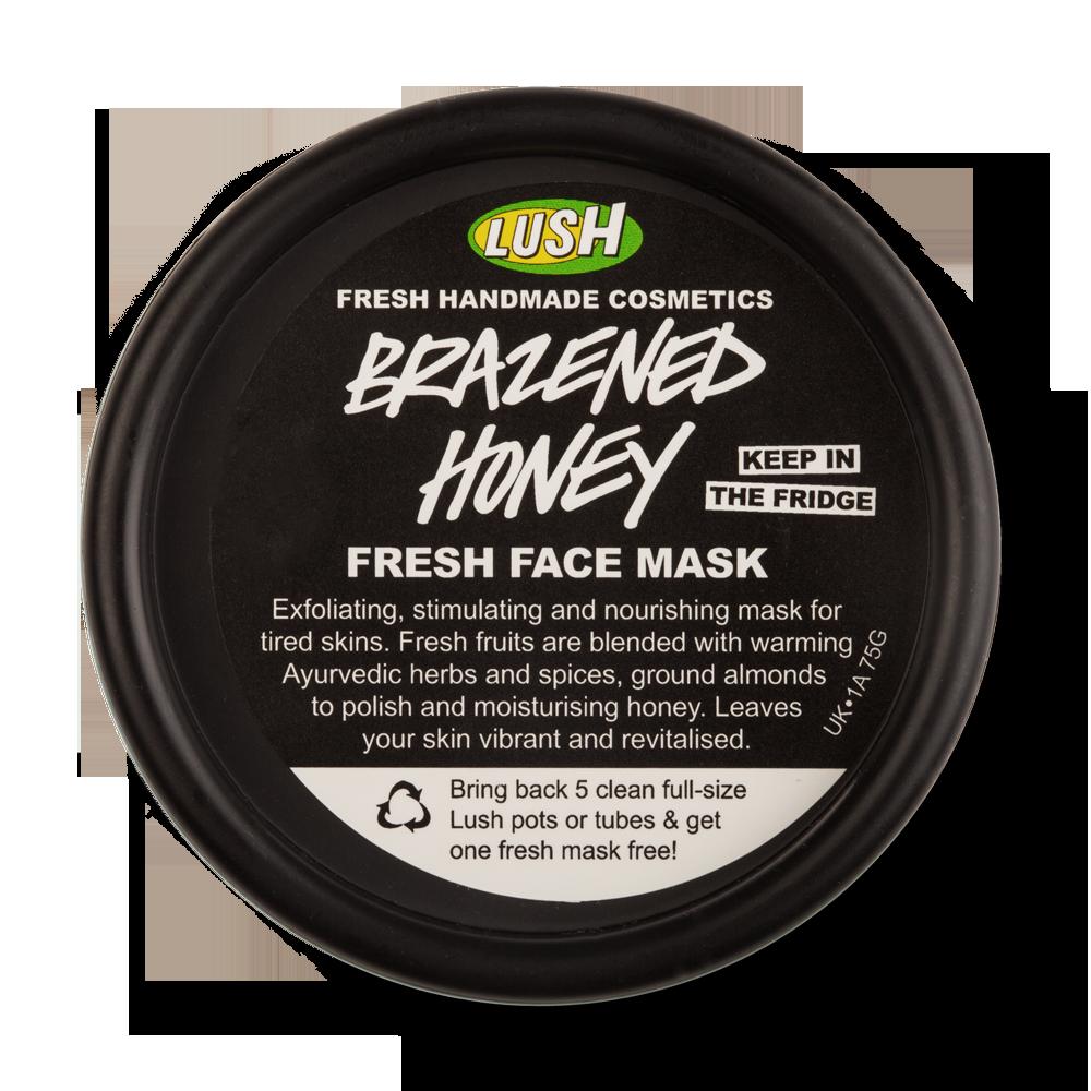 lush face masks instructions