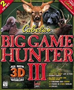 cabela hunting game 2013 instruction