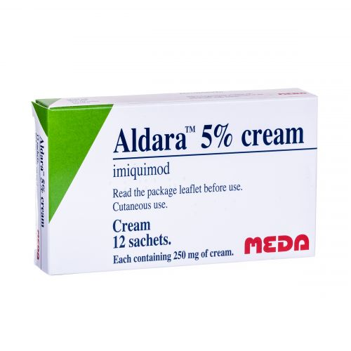 aldara instructions for use