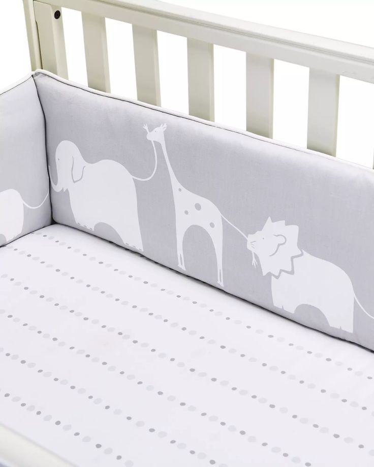 breathable baby bumper pads instructions