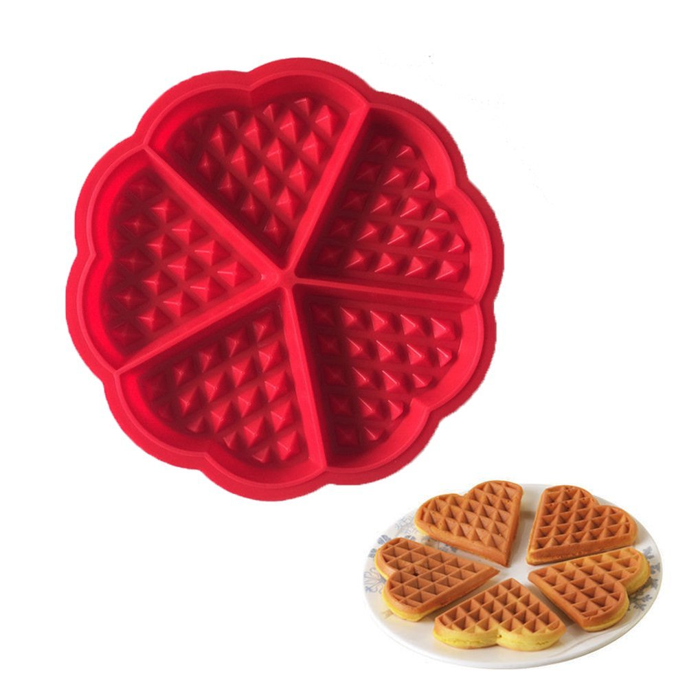 kitchen waffle mould instructions