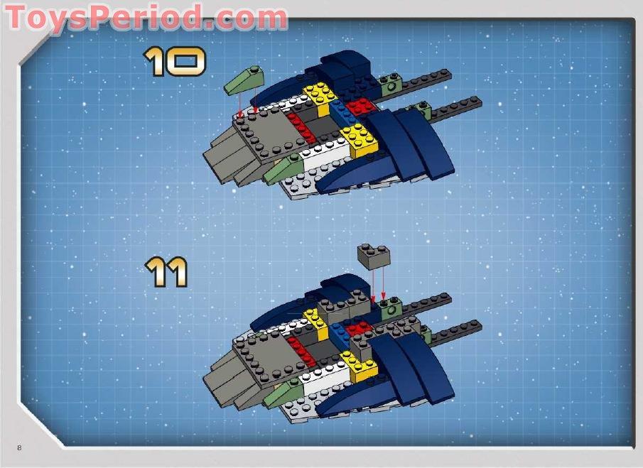 lego star wars 7153 instructions
