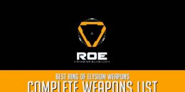 instructions for completing roe