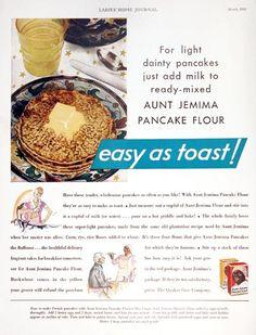 aunt jemima pancake mix instructions french canada