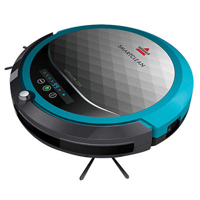 bissell smartclean robot vacuum instructions