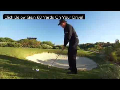 phil mickelson chipping instruction