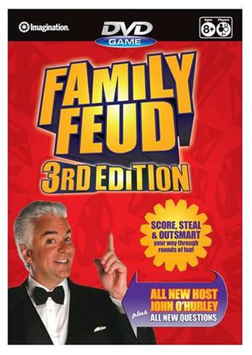family feud dvd game 3rd edition instructions
