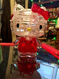 hello kitty crystal puzzle instructions