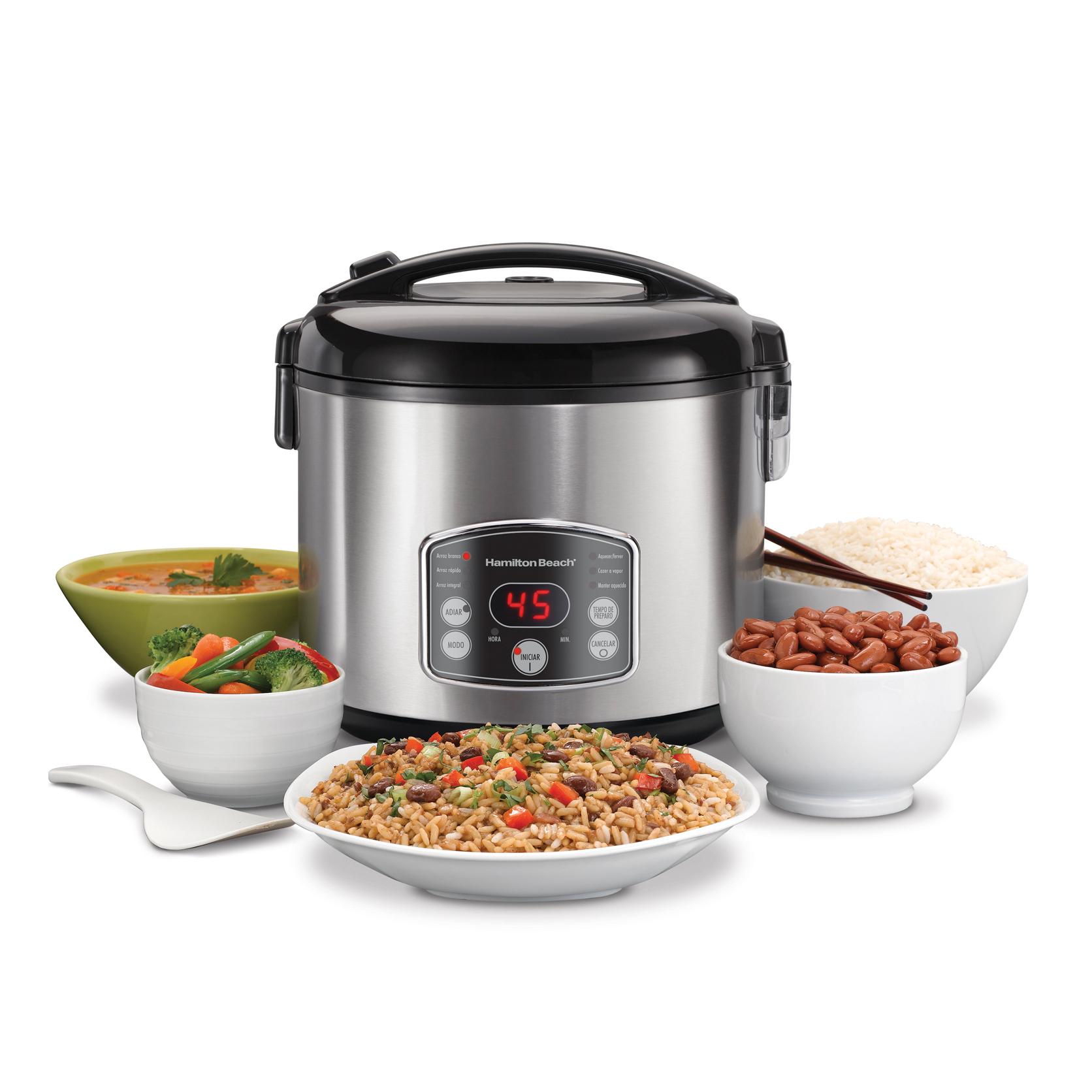 hamilton beach rice cooker instructions 37541