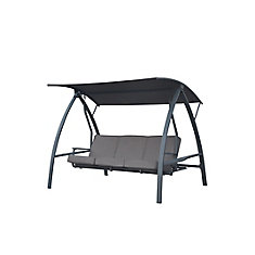 hampton bay 3 person daybed swing assembly instructions