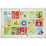 skip hop mega playmat alphabet care instructions