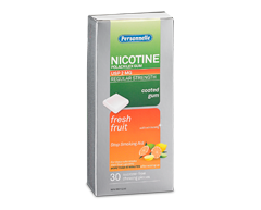 thrive nicotine gum instructions