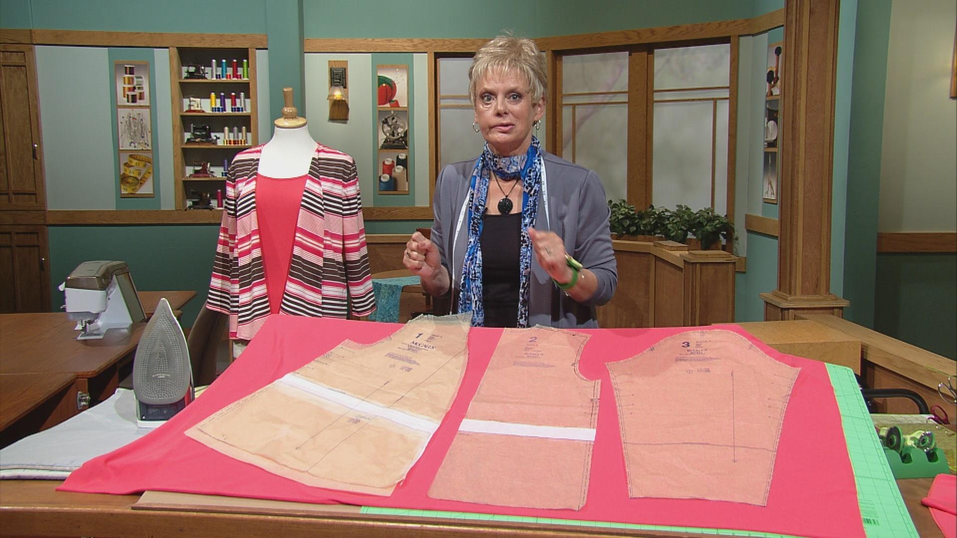 knitting nancy instructions video